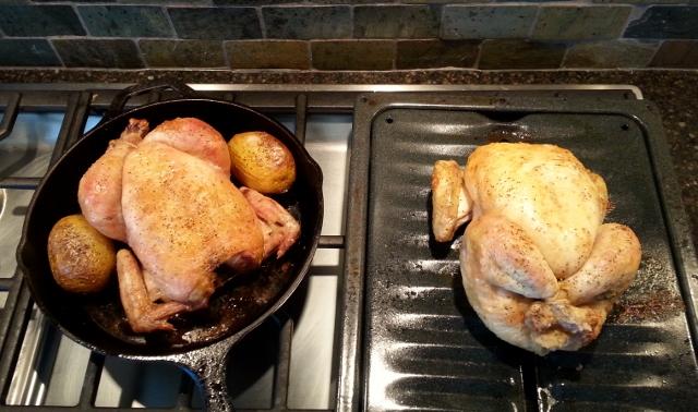 BBQ vs Oven Roast